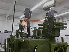 Lasertrackermessungen in Finnland